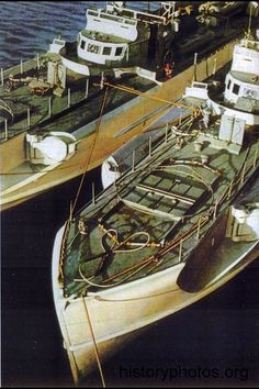 The Germany Navy during WW II In Color   Historical Photo Archive