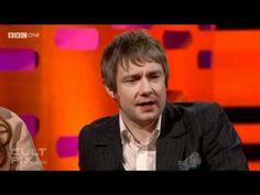Martin Freeman on Sherlock Series 3 - Graham Norton Jan 2012