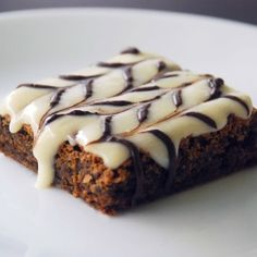 Espresso Kahlua Brownies - A classic chocolate brownie with an intense coffee kahlua flavor: rich, gooey, divine.