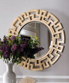Ancient Fretwork Patterns in Today's Interior Design - Simplified Bee