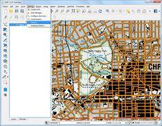 Digitizing Map Data in QGIS