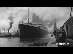 Photographic Print: Titanic Departing from Southampton Poster : Titanic Sinking, Rms Titanic, Gif Of The Day, Set Sail, Southampton, Under The Sea, National Geographic, Vintage Photos, Sailing