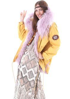 BOHO PARKA * Extravagant Bohemian Summer Parka * Onlineshop lapurpura.com * shipping worldwide