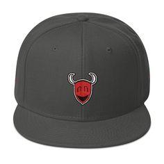Happy Devil Snapback Hat
