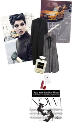 """""""Pack for New York!"""" by helenevlacho ❤ liked on Polyvore"""