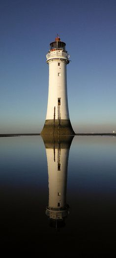 ~Reflected Light - New Brighton, Wallasey, England~