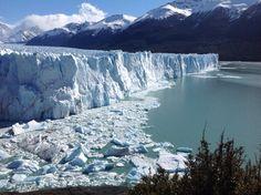 Parque Nacional Los Glaciares en El Calafate, Santa Cruz