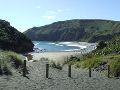 Bethells Beach for if you finish your accounts early. New Zealand Landscape, Cool Landscapes, Nice, Beach, Water, Outdoor, Gripe Water, Outdoors, The Beach