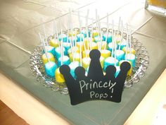 D's 1st Little Prince Party
