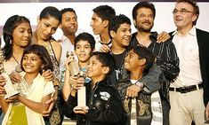 """""""Slum Dog Millionaire"""" **** A Brilliant Production that is so disturbing a look at ungodly living conditions & discrimination with so fantastic a story..It had to have a """"Happy Ending"""" or you couldn't watch it.."""