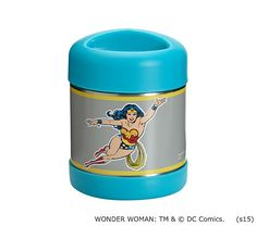 Heroes & Villains Hot & Cold Containers | Pottery Barn Kids