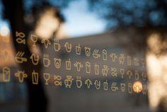 Ryan Feerer: Abi-Haus Identity and Collateral Restaurant Signage, Restaurant Week, Restaurant Design, Wayfinding Signage, Signage Design, Collateral Design, Identity Design, Brand Identity, Commercial Design