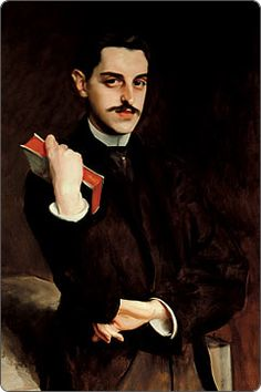 Our Story - Our History - Vanderbilt Family.    George Washington Vanderbilt by John Singer Sargent, 1895