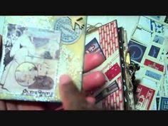 Travel Journal Mini Album for SWMB