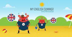 Da Mamma a Mamma.: Insegnare l'inglese ai bimbi giocando con My English Summer!