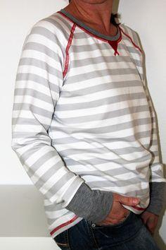 e9364fd203e8 Heute zeige ich das Sweatshirt Amy (Schnittmuster pattydoo) Genäht aus den  tollen weiß-