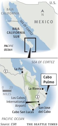 Down a dusty road to serene Mexico diving retreat | The Seattle Times