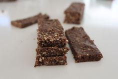 Procover Protein Bars with recipe- www.pro4mance.com.au