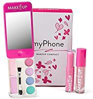 Girls Makeup Palette with Mirror - Super Chic iPhone Compact (1)