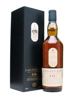 Lagavulin 16 Year Old.  Classic, not for beginners.  Makes for excellent tribute to Ron Swanson of Parks and Rec.
