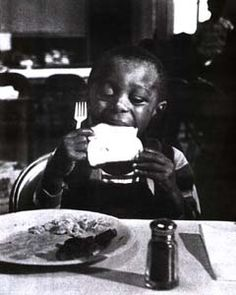 The Black Panther Party Free Breakfast For Children Program.
