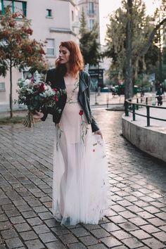 Une mariée dans la ville | Blog mariage, Mariage original, pacs, déco
