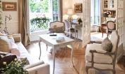 The Beaumes de Venise rental is located just near the Rue Cler mar Paris Apartment Rentals, Paris Apartments, Rental Apartments, Places To Rent, Furniture Design, House Design, Vacation Rentals, Interior Design, Bedroom