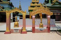 Shwemyethman Paya temple - Shwedaung, Bago Region, Myanmar