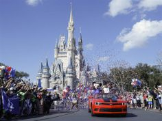 "Disney World raises tcket prices (Photo"" John Raoux / AP)"