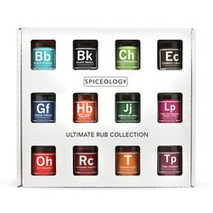 Ultimate Spice Rub Collection