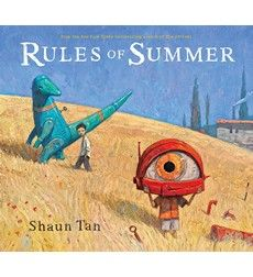 Rules of Summer. A Picture Book by Shaun Tan