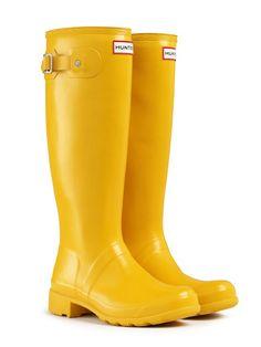 Original Packable Tour Rain Boots | Wellies | Hunter Boots
