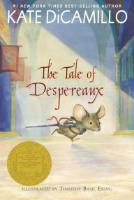 Title: The Tale of Despereaux, Author: Kate DiCamillo