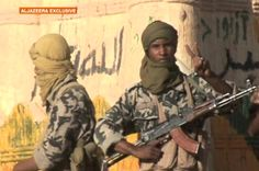French-backed Mali forces battle rebels - Africa - Al Jazeera English (1/04/2013)