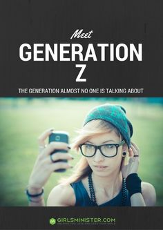 When you've been in girls ministry at one place for 14 years, you get to see trends and observe shifts from generation to generation. I feel pretty well equippedin how to minister to Millennials. After all, we've been receiving information and research on this generation in such large masses that there is a term called, […]