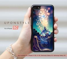 Phone Cases iPhone 5C Case Disney Tangled iPhone Case by uponstyle ...