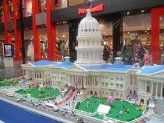 Lego. Capitol USA