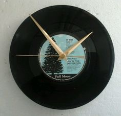 """Chicago clock - 7""""  you're the inspiration  clock  gift birthday xmas"""