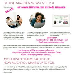 Now only $15 to #SellAvononline http://www.signupfor15.com #SellAvon #becomeanAvonRep #AvonRep #AvonProducts #JoinAvon
