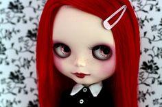 red hair blythe