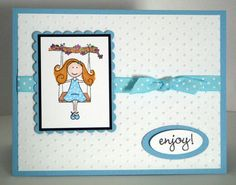Miss Elzybells by ShortWizard - Cards and Paper Crafts at Splitcoaststampers