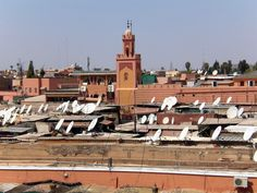 Discover Ryad Dyor, considered to be a top boutique riad in Marrakech. Ryad Dyor is a magical gem of tranquility amidst the hustle and bustle of the city. Riad Marrakech, San Francisco Ferry, Rooftop, Boutique, City, Building, Travel, Rooftops, Viajes