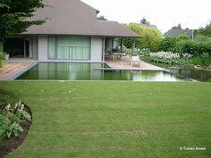 The best zwemvijver images garden pool in door