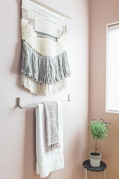 Pictures of the HGTV Smart Home 2017 Powder Room >> http://www.hgtv.com/design/hgtv-smart-home/2017/powder-room-pictures-from-hgtv-smart-home-2017-pictures?soc=pinterest
