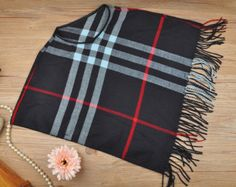 This soft poncho is a must have item for this fall for your little one. Throw it on over any outfit and instantly feel warm and cozy on an autumn day. Perfect for gifting this season!  Comes is 3 colors - Xmas Red, Navy & Camel . ( Girl's Plaid Poncho, Baby Girl Poncho, Kids Poncho, Toddler Girl Poncho, Children's poncho, Fall Poncho, Winter Poncho, Warm Poncho, PLAID )