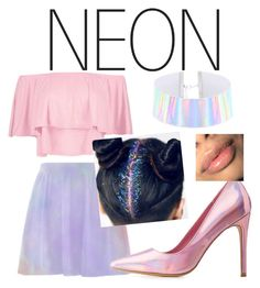 """""""sparkle"""" by alejandra-diaz-rincon on Polyvore featuring beauty, Boohoo and Charlotte Russe"""