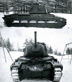 Matilda With 76mm Zis gun (Russian Variant)