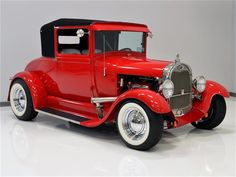 ✿1929 Ford Model A✿ Vintage Cars, Antique Cars, Collector Cars, Street Rods, Ford Models, Custom Bikes, Muscle Cars, Hot Rods, Trucks