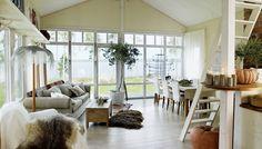 """Virlova Interiorismo: [Home] Una """"choza"""" junto al lago"""