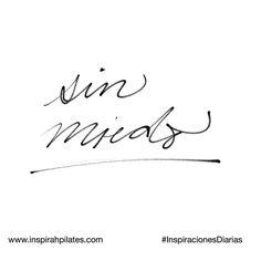 Sin miedo.  #InspirahcionesDiarias por @CandiaRaquel  Inspirah mueve y crea la realidad que deseas vivir en:  http://ift.tt/1LPkaRs